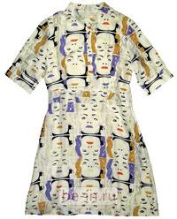 Платье Diane Von Furstenberg, шоу-рум «Vintage Studio»