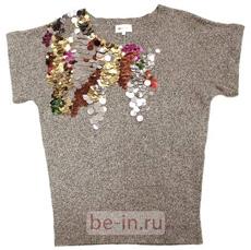 Женский нарядный джемпер, Vanessa Bruno, бутик Nicole Alexis