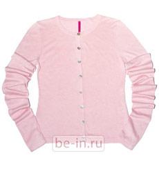 Розовый женский кардиган, магазин STARDOLL