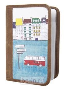 Обложка для пастпорта с рисунком, магазин Pich Shop
