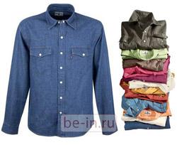 Мужская рубашка с нагрудными карманами, Интернет-магазин BONPRIX