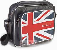 Мужская сумка с принтом британского флага, Ben Sherman, Интернет-магазин SOBERGER