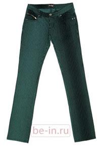 Женские узкие брюки в полоску,  магазин TK Track
