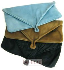 Клатч-конверт кожаный, Maxim Sharov, магазин Клатч