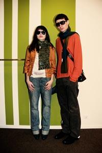Магазины модной одежды Monton, коллекция осень-зима 08/09
