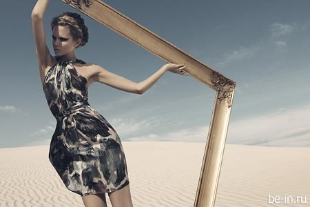 Одежда Sisley  весна-лето 2009 скоро поступит в продажу