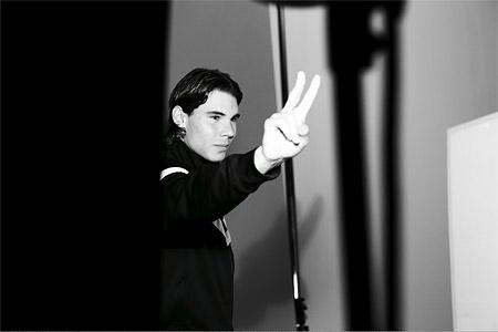 Фотограф Ян Ранкин для Nike Sportswear. Фотосессия V for Victory