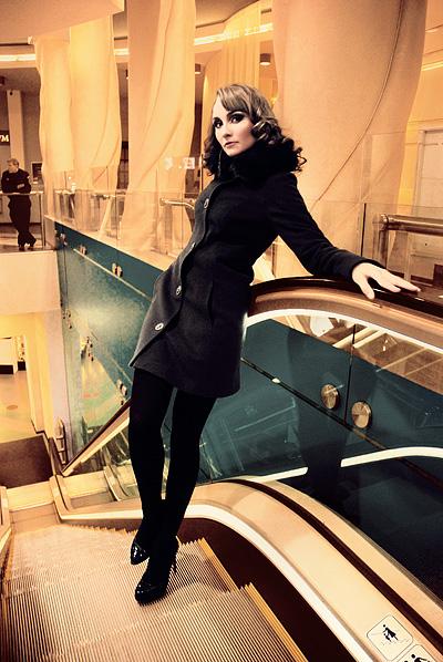 Лаборатория Моды. Магазин одежды русских дизайнеров. Осень-зима 2010
