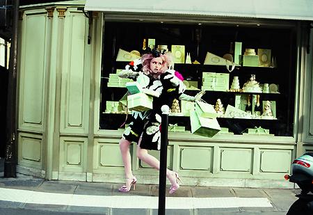 Модная ночь Vogue