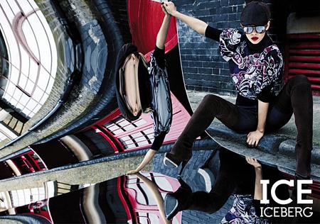 Коллекция одежды Ice Iceberg осень-зима 2009/2010