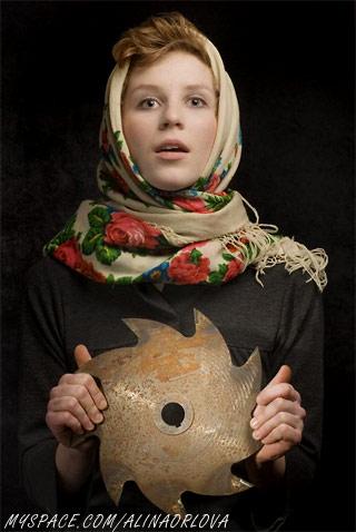 Алина Орлова. Феномен