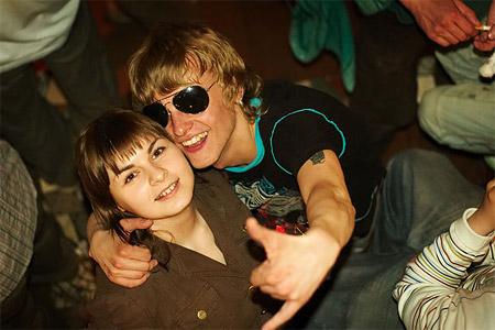Новогодние вечеринки в клубах Москвы 2010. Новый Год 2009-2010 в клубах Москвы