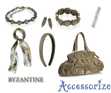 Модные браслеты, шарфы, сумки Accesorize: весна-лето 2009