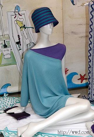 Bilancioni 2009: итальянская фабрика запустила женскую линию одежды