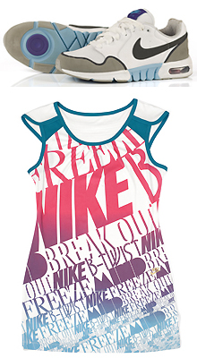 NikeWomen осень 2009