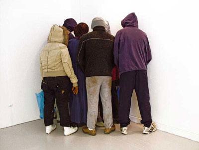 Молодые британские художники в Эрмитаже
