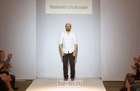 ELLE (London) Fashion Days 2009 в Санкт-Петербурге: Хусейн Чалаян (Hussein Chalayan). 3 июня 2009