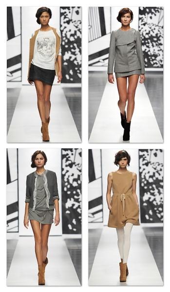 Коллекция Chari осень-зима 2009/2010