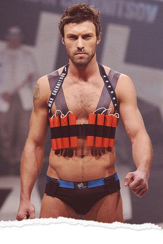 Макс Черницов. Коллекция мужской одежды весна-лето 2010