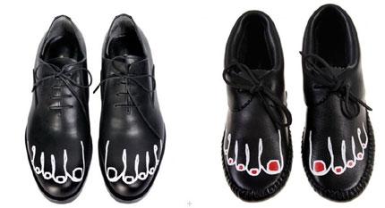 Модные тенденции 2009: брутальная обувь