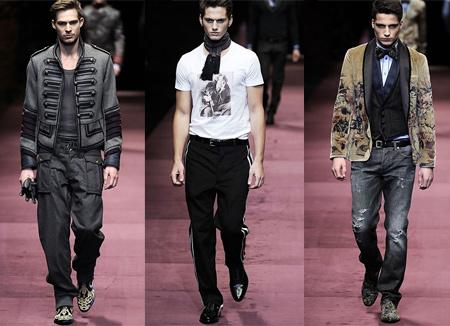 2010: тенденции моды 2010