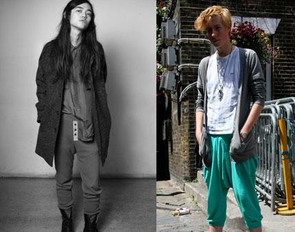 dressing down.Тенденции моды 2009. Почему вы одеты как бомжи?