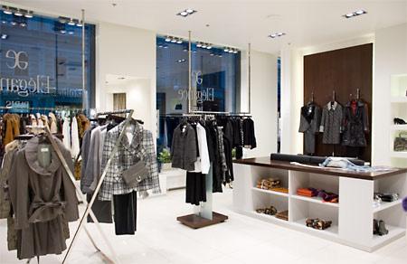 Монобрендовый бутик Elegance