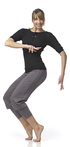 Одежда для тренировок TEMPS DANSE