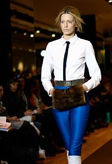 Модные тенденции 2008-2009. Мех