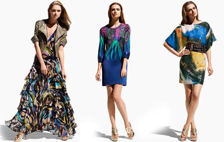 Магазины одежды H&M в Москве. Коллекция платьев Мэтью Вильямсона для H&M