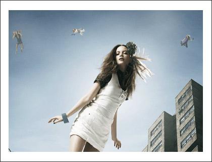 Магазины датской одежды ICHI. Распродажа 2009