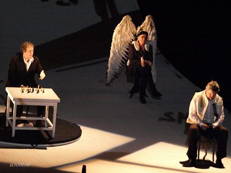 Театральный фестиваль Андрея Могучего 2009. Изотов. Александринский театр
