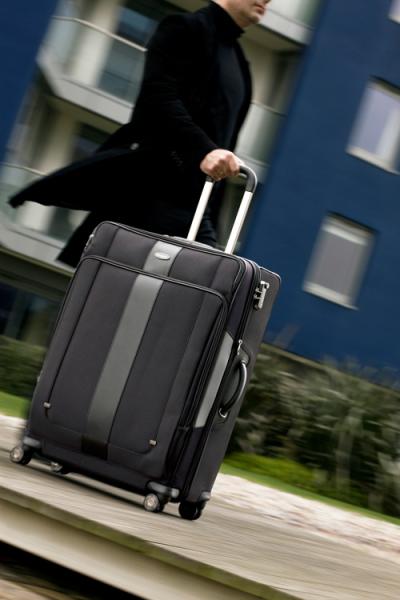 Spinners 2008 - это чемоданы из коллекций Pro DLX, Quadrion, Sahora...