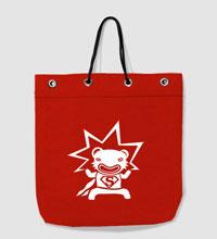 Авторские сумки с оригинальными рисунками WOSOM