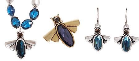 Коллекция бижутерии Arts&Crafts осень-зима 2009/2010