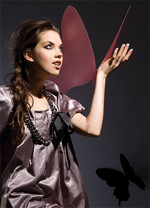Кира Пластинина: весна-лето 2009. Кира Пластинина (Kira Plastinina) весна-лето 2009: молодёжная одежда