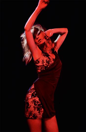 Kate Moss для Topshop