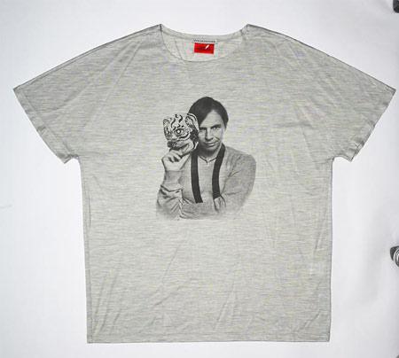 Twins Shopp: благотворительные футболки Вики Газинской