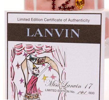Lanvin 120 лет. Фарфоровые статуэтки