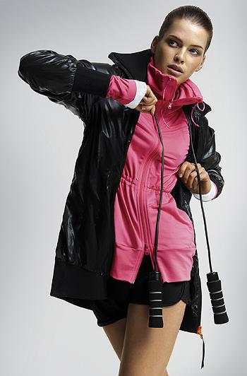 Спортивная одежда Casall осень-зима 2009-2010
