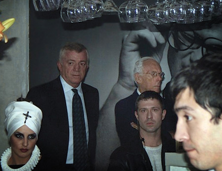 Джорджио Армани в Санкт-Петербурге