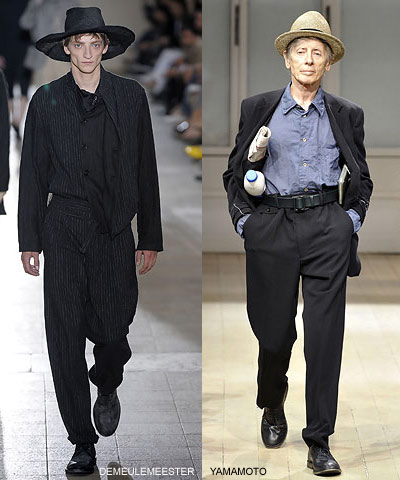 Обувь 2009. Мода. Модные тенденции весна-лето 2009