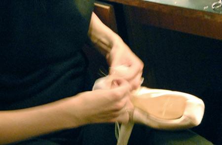 Бэкстэйдж: иллюзия балета в Мариинском театре