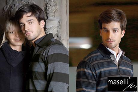 Мужская одежда Maselli в бутиках MARCO