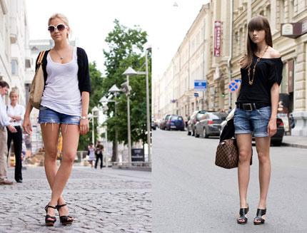 Русская мода и масс маркет