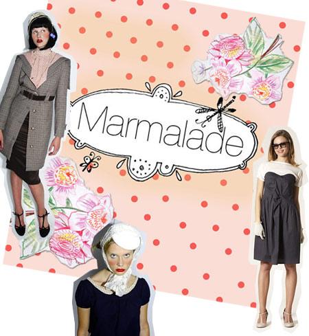 Магазин женской дизайнерской одежды Marmalade в Санкт-Петербурге. Пассаж