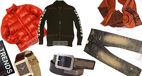 Мужская одежда осень-зима 2009/2010 BE-IN