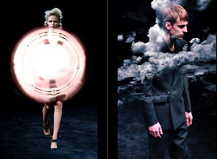 Модные тенденции 2009: вдохновение в природе. Prada