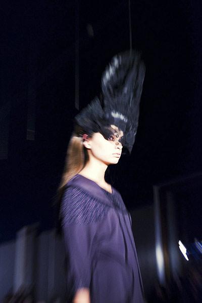 Ghostbusters: Extra Violet и дизайнер марки Marmalade и Бородатая Девочка Сергей Бондарев