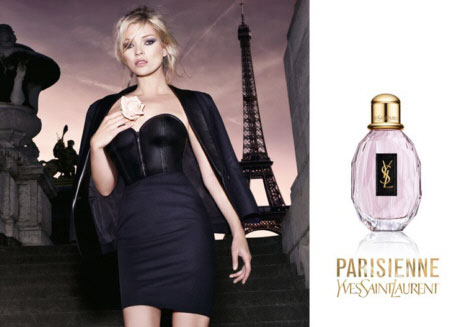 Kate Moss for Parisienne by YSL